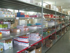 Валидация аптечного склада (GDP, GSP)